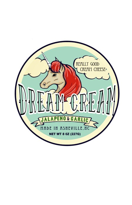 New Dream Cream Packaging